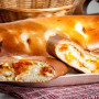 Delicious Apricot & Cheese Roll