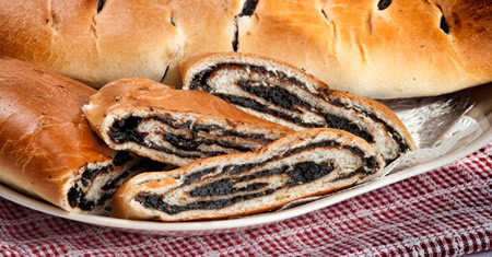 Buttonwood Bakery's Homemade Prune Roll